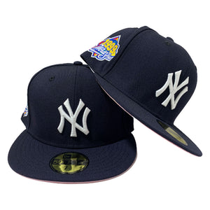NEW YORK YANKEE 1999 WORLD SERIES NEW ERA FITTED HAT
