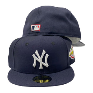 New York Yankees 2001 World Series New Era Fitted Hat