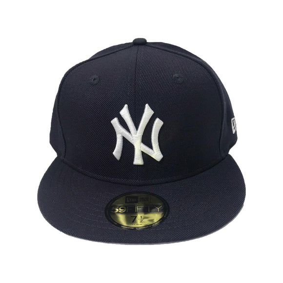New York Yankees Navy New Era 59Fifty Fitted cap