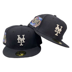New York Mets Subway Series Navy New era Fitted Hat