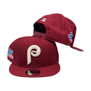 Philadelphia Phillies * Swarovski 1980 World Series New Era Snapback Hat