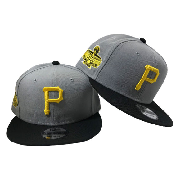 Pittsburgh Pirates World Series New Era Snapback Hat