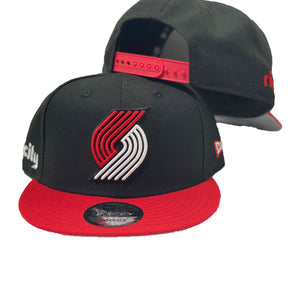 Portland Trailblazers New Era 9Fifty Snapback Hat