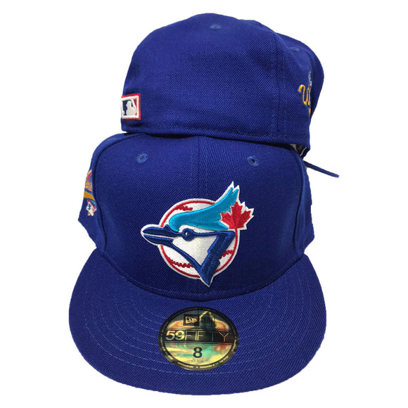 TORONTO BLUE JAYS 1993 WORLD SERIED NEW ERA 59FIFTY FITTED CAP