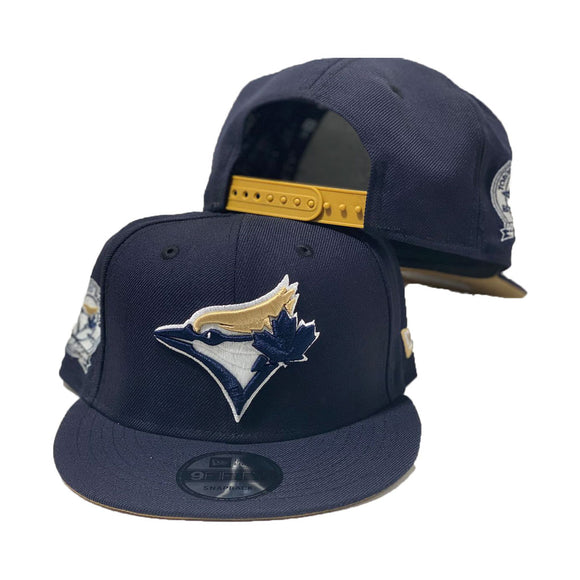 Toronto Blue Jays New Era 9fifty Snapback to Match Air Foamposite One Sneaker