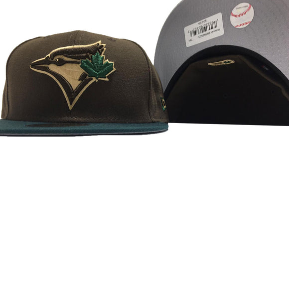 Toronto blue jays fitted to match Beef & Broccoli by New Era
