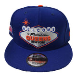 WELCOME TO QUEENS NEW YORK New Era Snapback