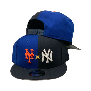 Yankees Mets New Era Snapback