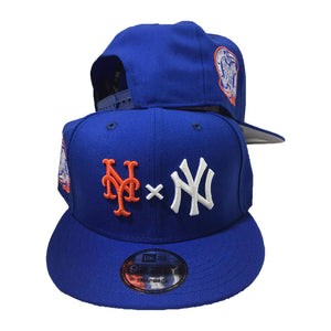 Yankees * Mets Royal Subway series New Era Snapback
