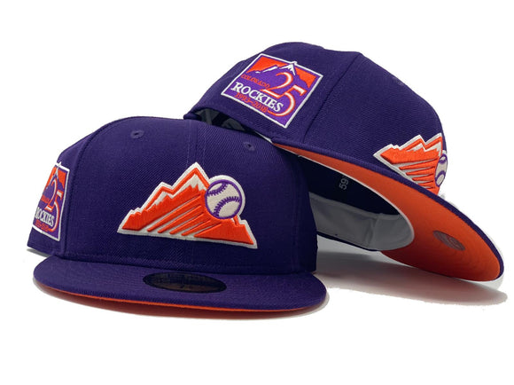 COLORADO ROCKIES 25TH ANNIVERSARY