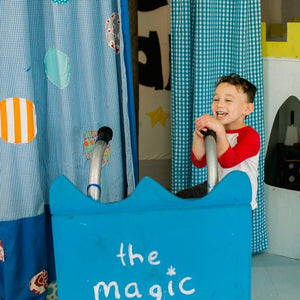 Imagination Area Weekday Bubble Visit for up to 5 people