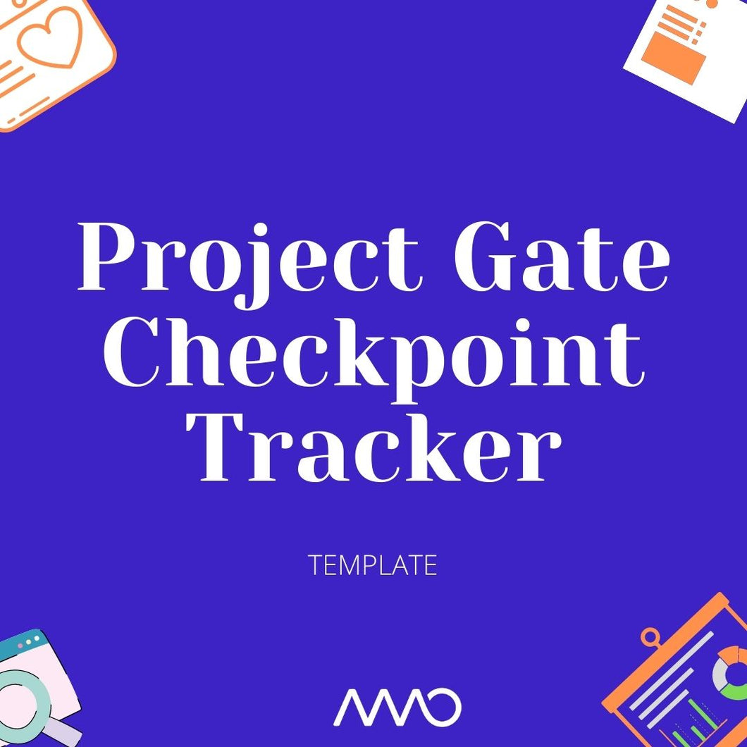 Project Gate / Checkpoint Tracker
