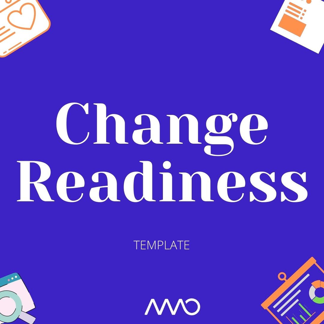 Change Readiness Checklist