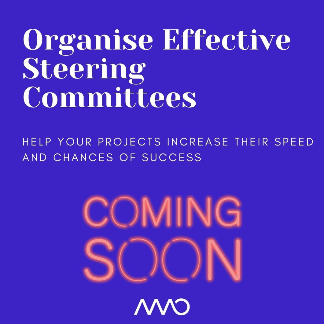 Organising Effective Steering Committees Workshop