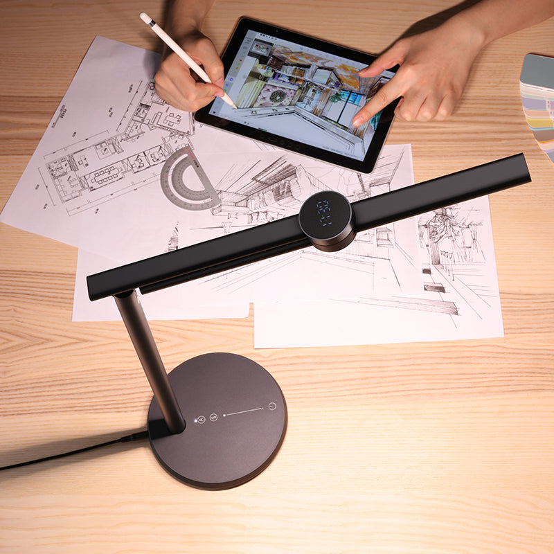 EZVALO Dimmable Smart LED Desk Lamp