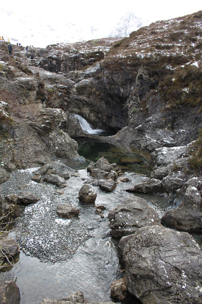 The Fairy Pools - nr Glenbrittle Skye