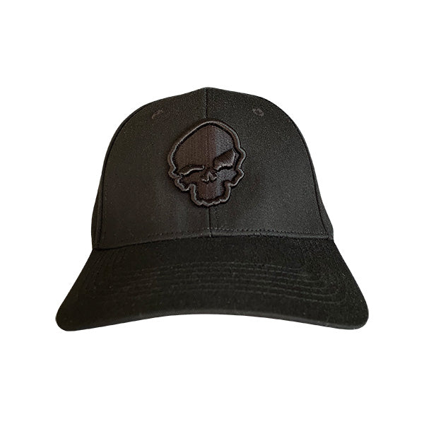 Black Skull Cap - Urban Pirate