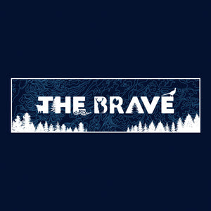 The Brave - D. Navy - Small - Urban Pirate