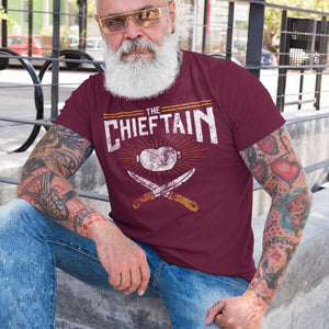 Chieftain - Burgundy - Urban Pirate
