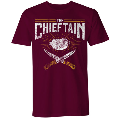 Chieftain - Burgundy