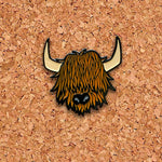 Ginger Highland Cow - Urban Pirate