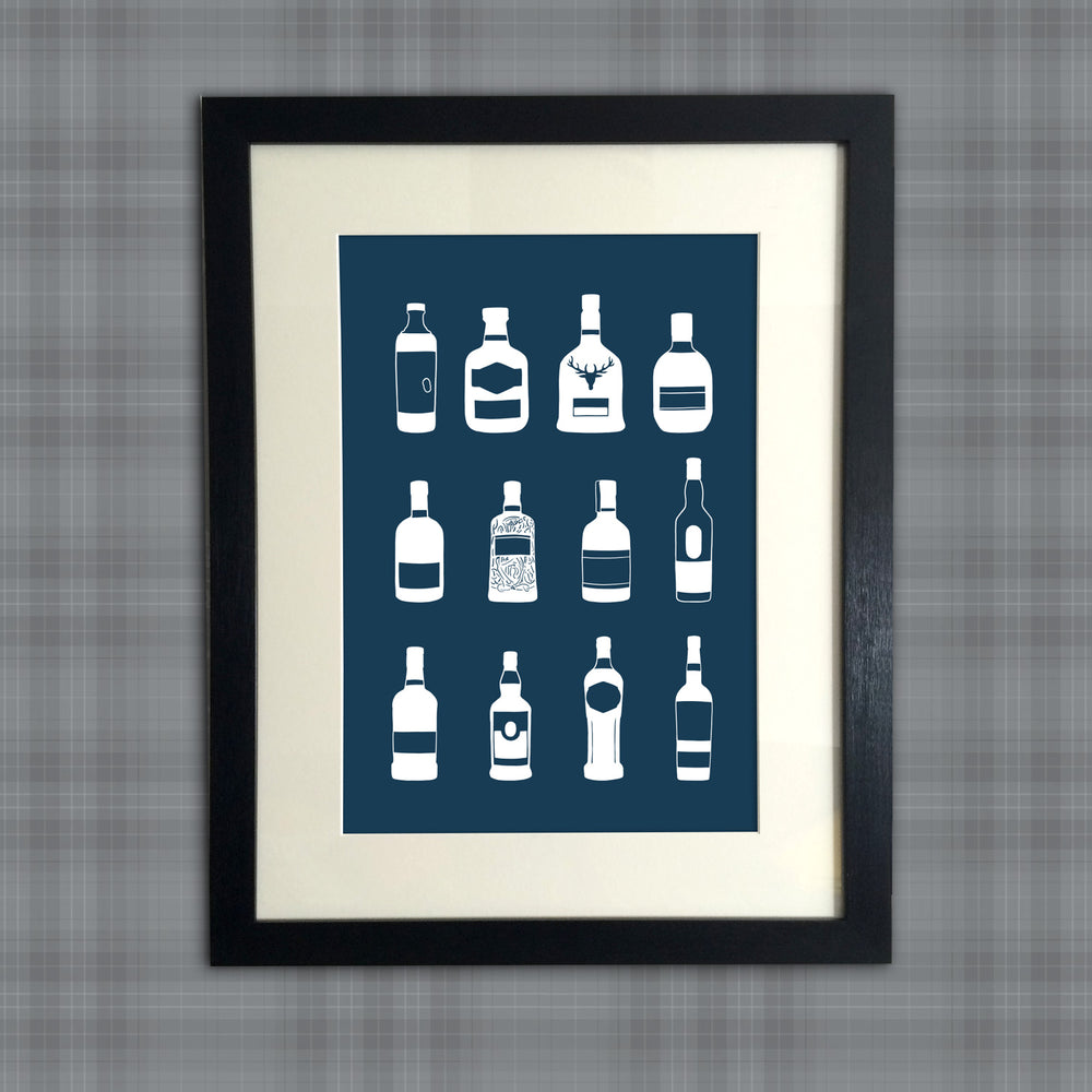 Whisky Bottles - Personalised