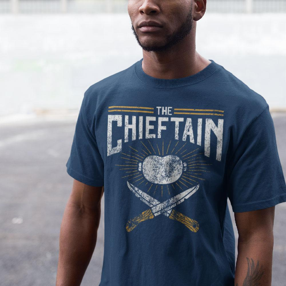 Chieftain - Navy - Urban Pirate