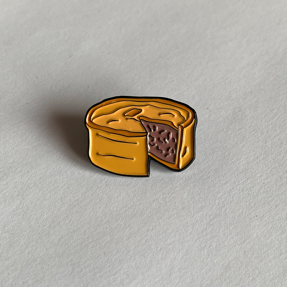 Scotch Pie Pin - Urban Pirate