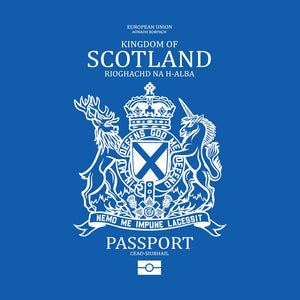 Scottish Passport