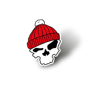 Skull Bobble Hat