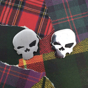 Skull Kilt Pin - Urban Pirate