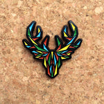 Stag Pin - Urban Pirate