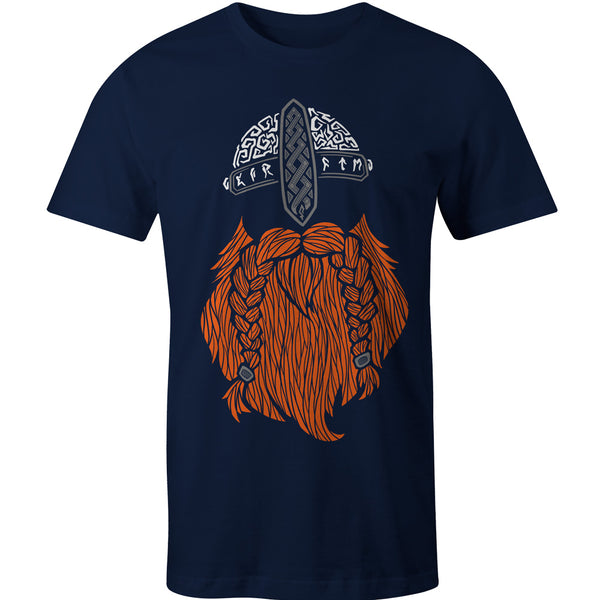 Viking Beard - Navy - Urban Pirate