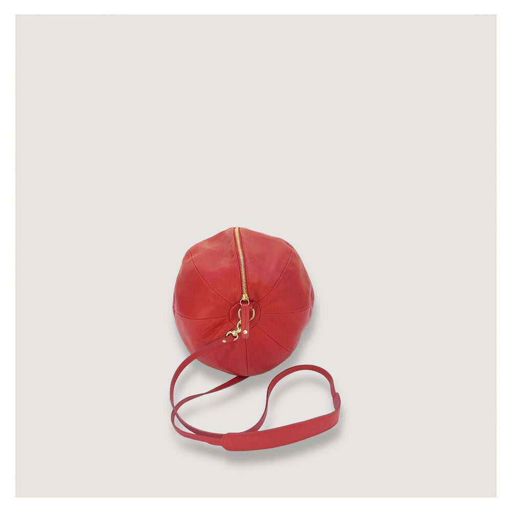 BALLOON BAG red
