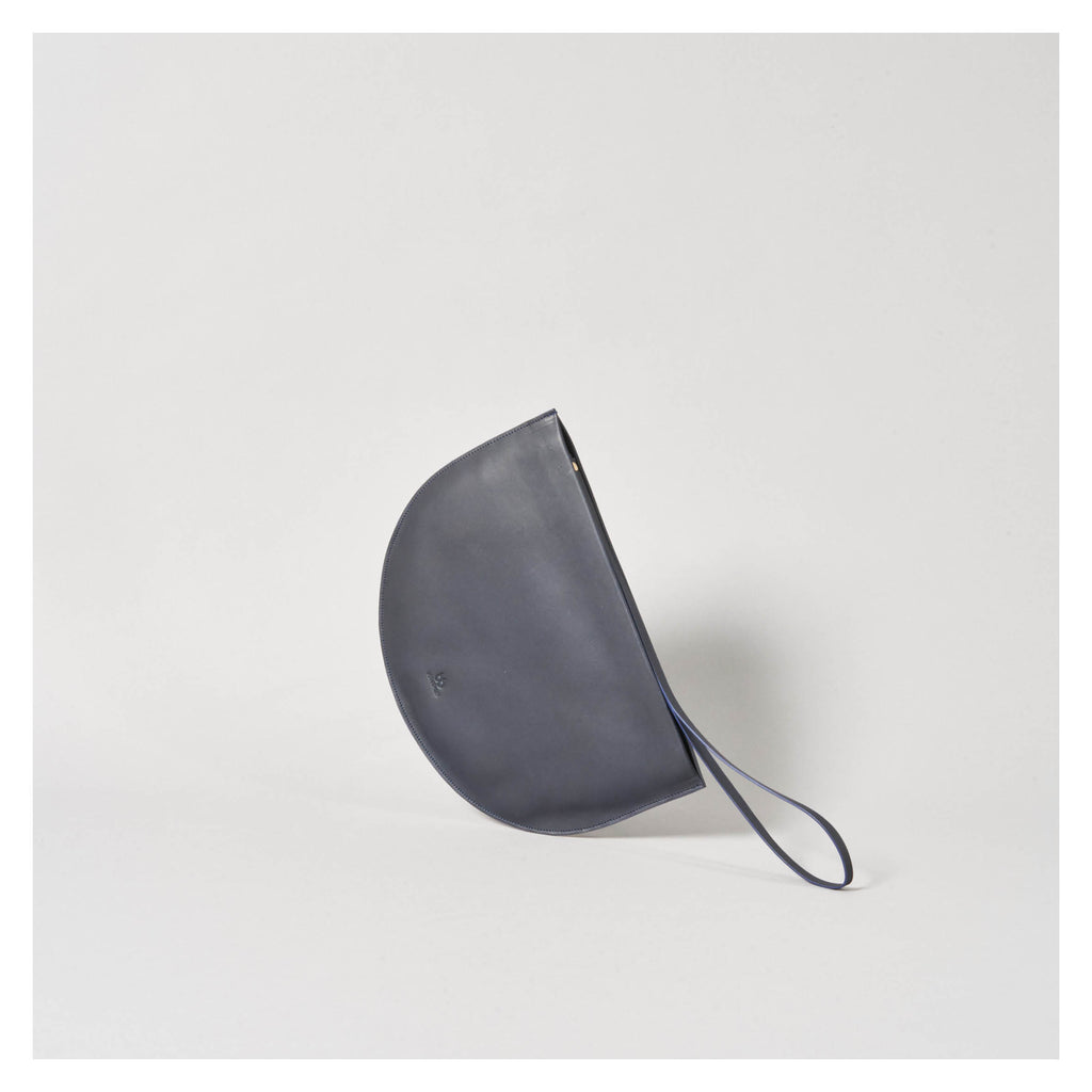 NEW MOON CLUTCH navy blue