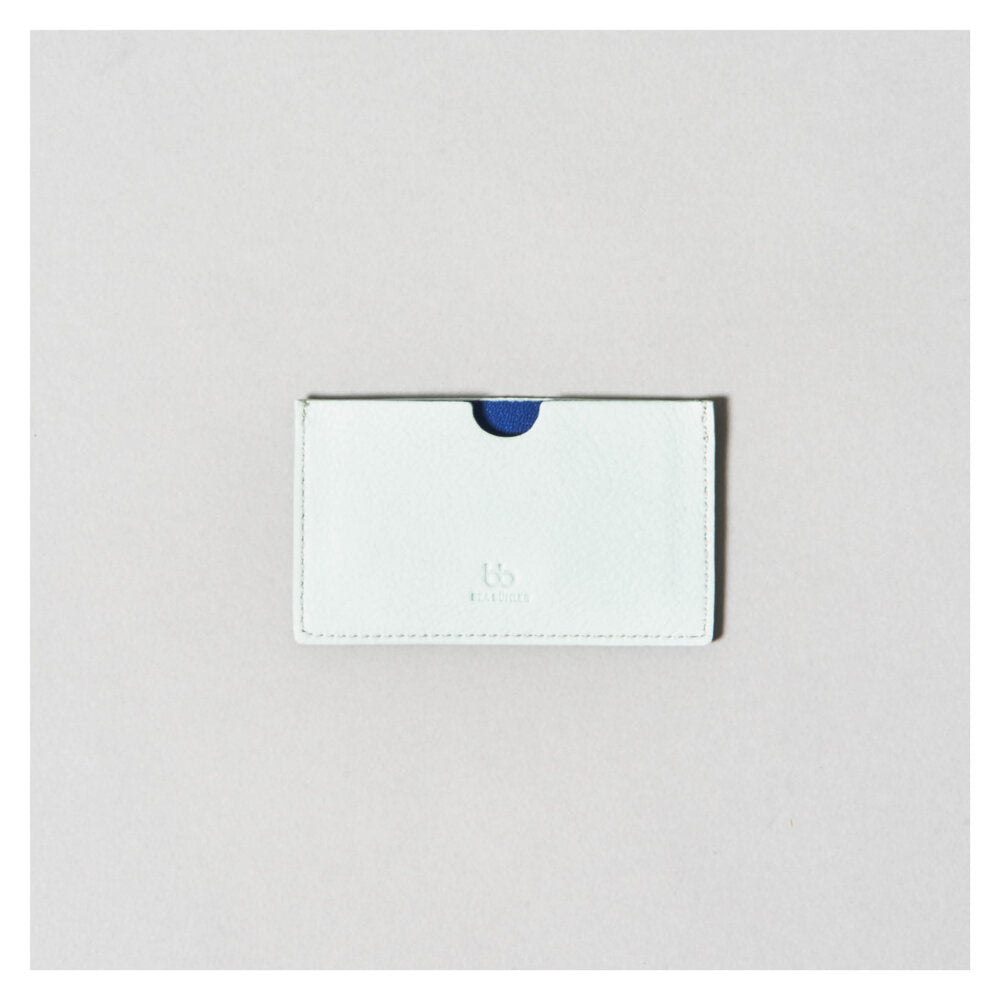 CARD HOLDER LIGHT BLUE