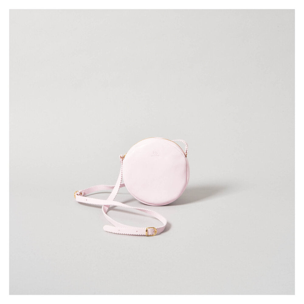 CIRCLE 'DIRNDL' BAG powder rose
