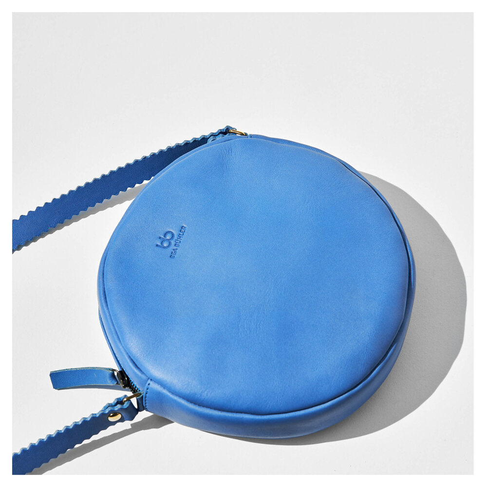 CIRCLE 'DIRNDL' BAG blue
