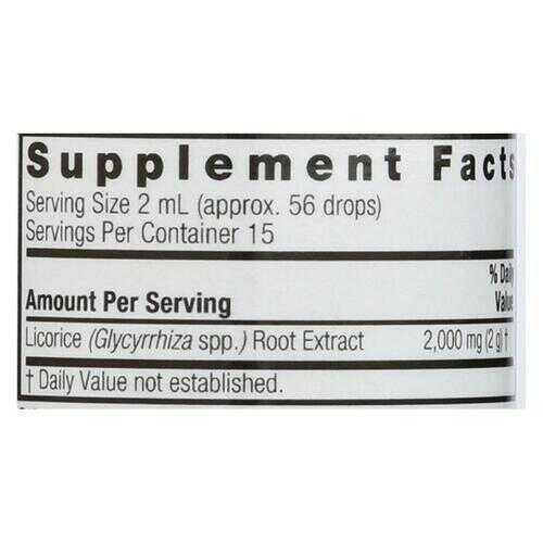 Nature's Answer - Licorice Root - 1 oz