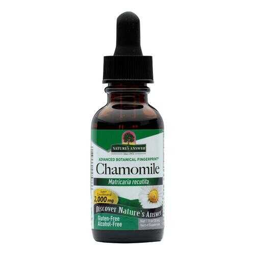 Nature's Answer - Af Chamomile Flower - 1 fl oz