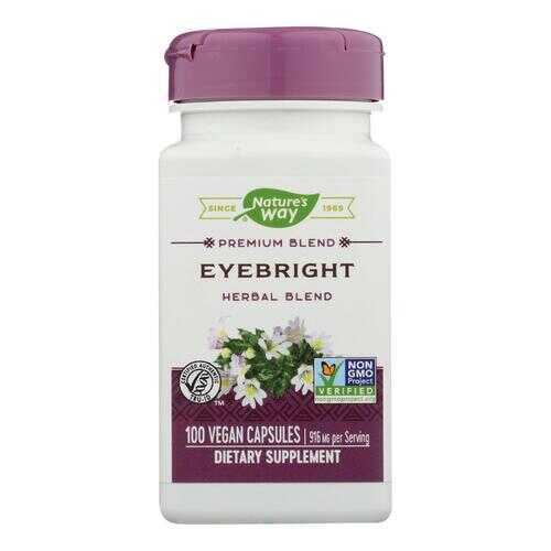 Nature's Way - Eyebright - 100 Capsules