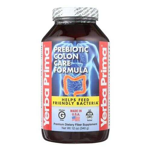 Yerba Prima Colon Care Formula - 12 oz