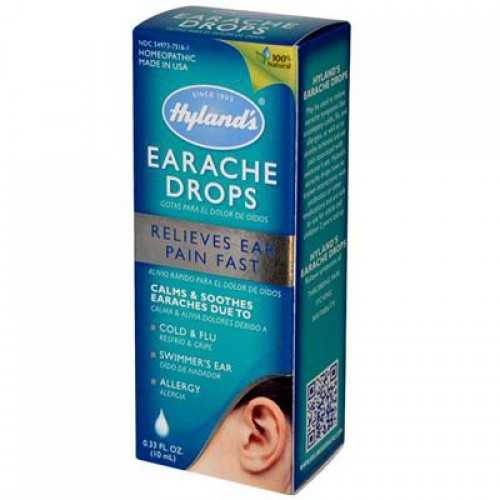 Hyland's Earache Drops Adult Children (1x.33 Oz)