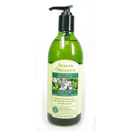 Avalon Rosemary Liquid Glycerine Hand Soap (1x12 Oz)