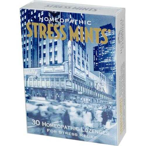 Historical Remedies Homeopathic Stress LOzenge (12x30 MINTS)
