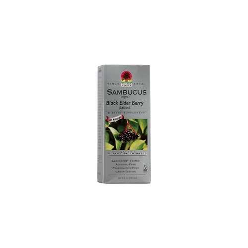 Nature's Answer Sambucus (Black Elder Berry) (8 Oz)
