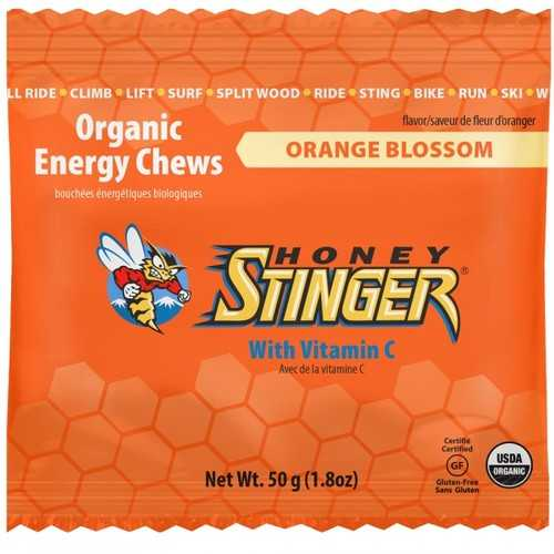 Honey Stinger Organic Energy Chews Orange Blossom (12x1.8 OZ)