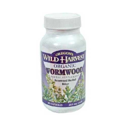 Oregon's Wild Harvest Wormwood (1x90VCAP)