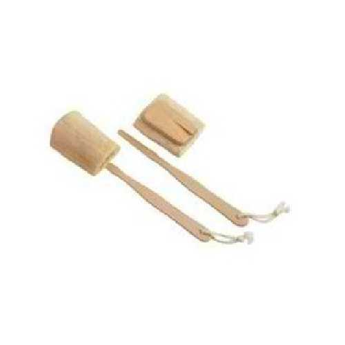 Earth Therapeutics Loof Brush W/Det Hndle (1x1Each)