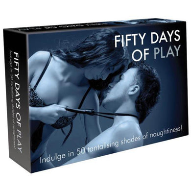 Adult Sex Game Fifty Days of Play